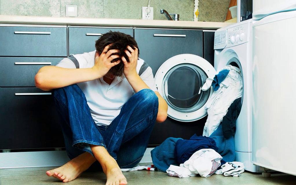 Стиральная машина не стирает