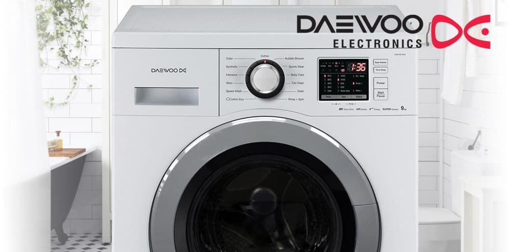 Стиральная машина DAEWOO