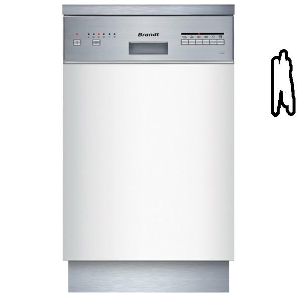 Посудомоечная машина Brandt